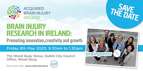 Brain Injury Research in Ireland: Promoting Innovation, Creativity & Growth tickets