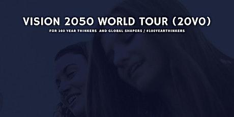 Vision 2050 World Tour - New York tickets
