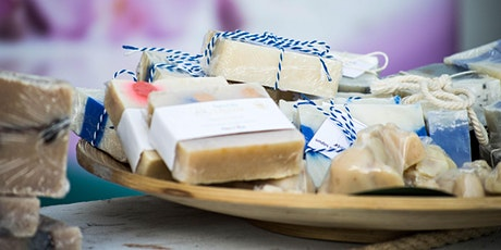 Cold Process Soap Making tickets