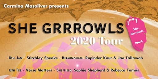 She Grrrowls 2020 Tour with Syntax