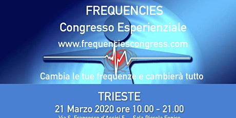 III. Frequencies Congress  biglietti
