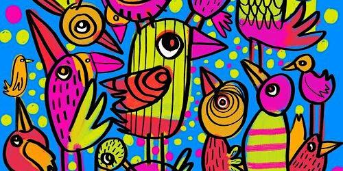Cheriton Lights Fabric Lenny Workshop