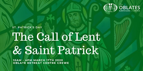 The Call of Lent and St. Patrick tickets