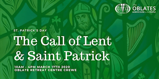 The Call of Lent and St. Patrick