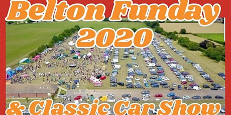 Belton Funday and Classic Car Show 2020 tickets