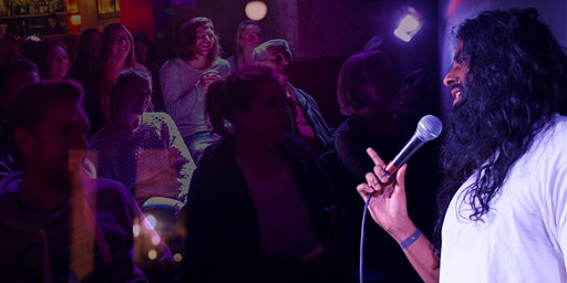 Vidura Rajapaksa Comedy Special Taping - 7pm Show