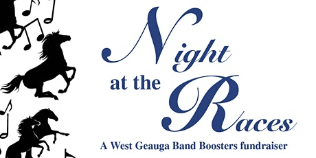 WG Band Boosters Night at the Races tickets
