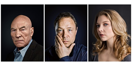 Lighting portraits masterclass | With celebrity portraitist Rory Lewis and Bowens (23/04) tickets