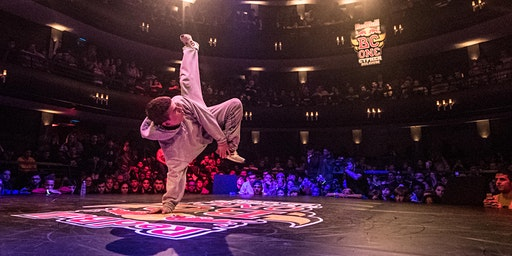 Red Bull BC One Belgium Cypher