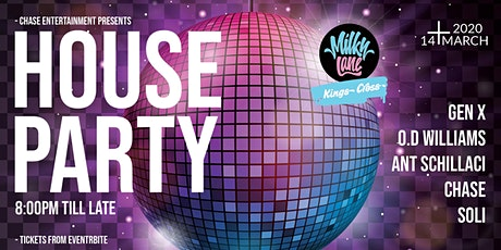 House Party at Milky Lane tickets