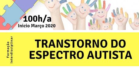 Formação Interdisciplinar em Transtorno do Espectro Autista - Turma 2 ingressos