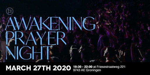 Awakening Prayer Night