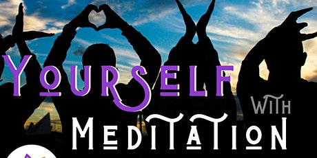 Learn to love yourself with Meditation- 3rd Sunday of the month. tickets