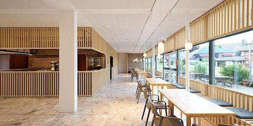 """Cluster innovativ """"Gestaltung mit Holz im Innenraum"""""""