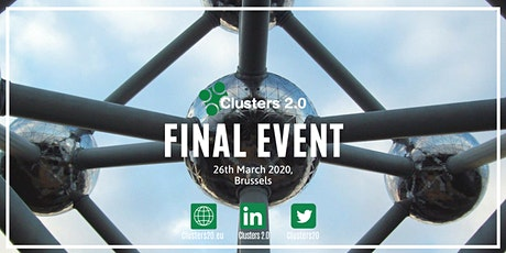 Clusters 2.0 final event tickets