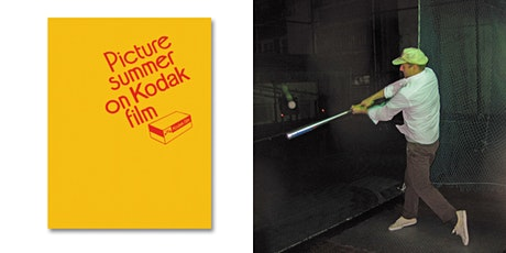 Picture Summer on Kodak Film: A Performance Lecture with Jason Fulford tickets