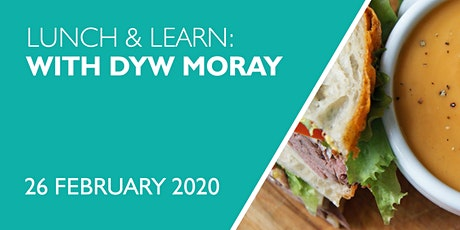 Lunch & Learn with DYW Moray tickets