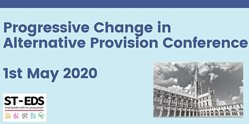 Progressive Change in Alternative Provision Conference 2020