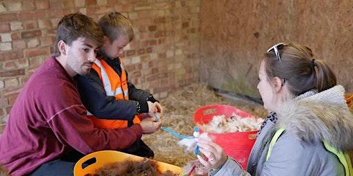 Children's Fleece Craft Workshop