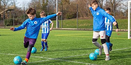 Chester FC Soccer School - February