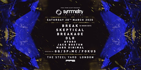Symmetry Recordings - London tickets