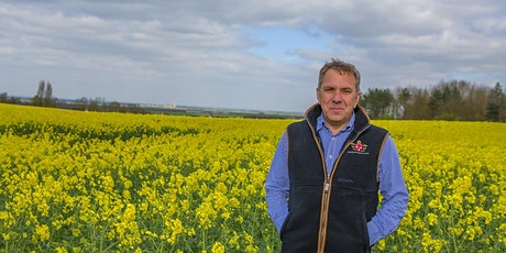 Agriculture Lecture  Richard Williamson, Beeswax Dyson Farming, Cirencester tickets