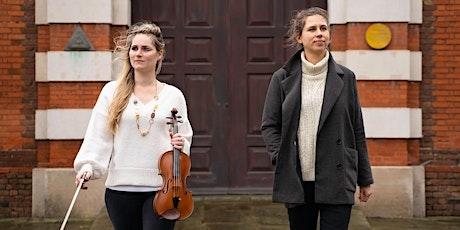 String&Ivory Sessions: smuiko ir fortepijono koncertas tickets