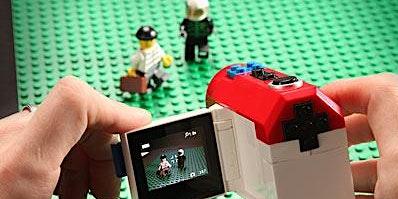 Animeiddio Lego Digidol | Stop-Motion Lego Animation