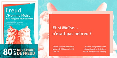 Soirée anniversaire Freud avec Dorian Astor & Pierre Pellegrin billets