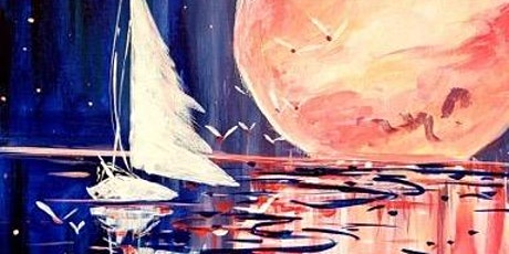 Paint Night in Annandale: Night Sailing tickets