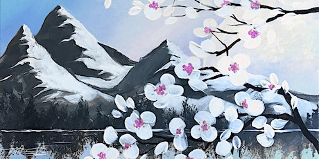 Blossom Moon Brush Party - West Wycombe tickets