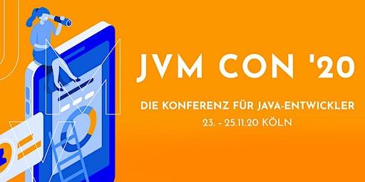 JVM-Con - Die Konferenz für Java-Entwickler 2020