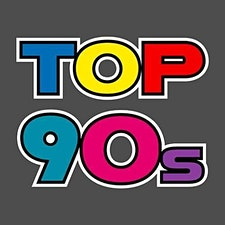 TOP90s Party Berlin logo