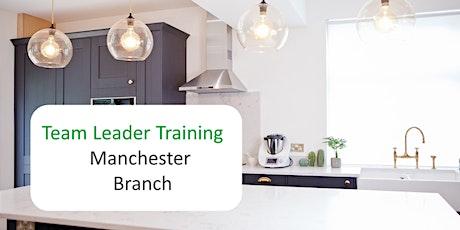 Team Leader Training - Manchester Branch tickets