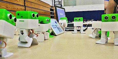 The Future of Robots in Education entradas