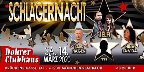 Schlagernacht DOHRER CLUBHAUS Tickets