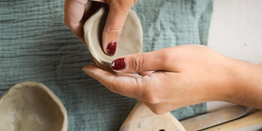 Ceramic Hand-building Classes + a glass of wine - Streatham Wine House