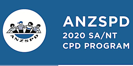 ANZSPD SA/NT Branch: Paediatric Nutrition tickets