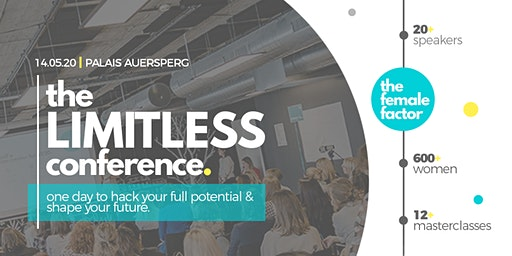 limitless - the global conference by the female factor