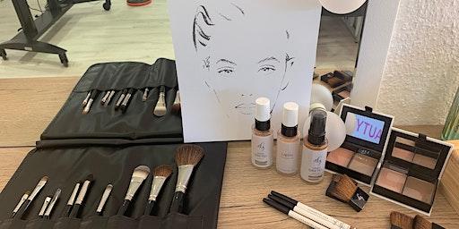 Workshop zum Thema Tages Make-up oder Make up yourself Offensive -25%