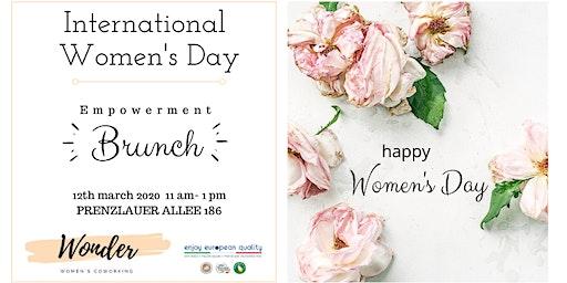 International Women's Day - Empowerment Brunch