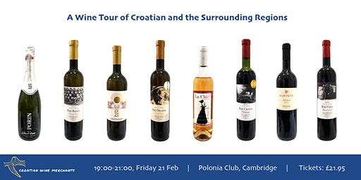Croatian Wine Tasting