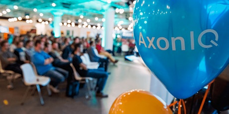 Building scalable applications with Axon - March 2020 tickets