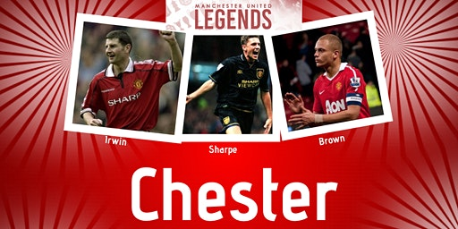 Manchester United Legends Tour 2020 - Chester