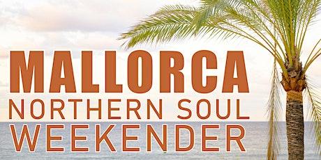 Mallorca Northern Soul Weekender 2020  - Español entradas