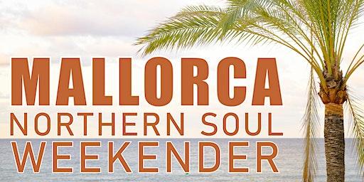 Mallorca Northern Soul Weekender 2020  - Español