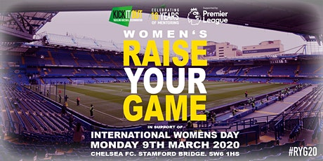 Women's Raise Your Game supported by the Premier League tickets