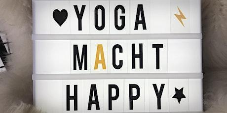 FRIDAY FLOW * Yoga jeden Freitag - Neuer Yogakurs 5 x freitags tickets