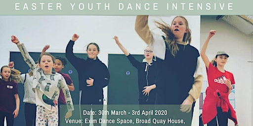 Easter Youth Dance Intensive