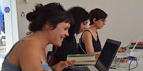 Atelier de contribution Wikipédia tickets